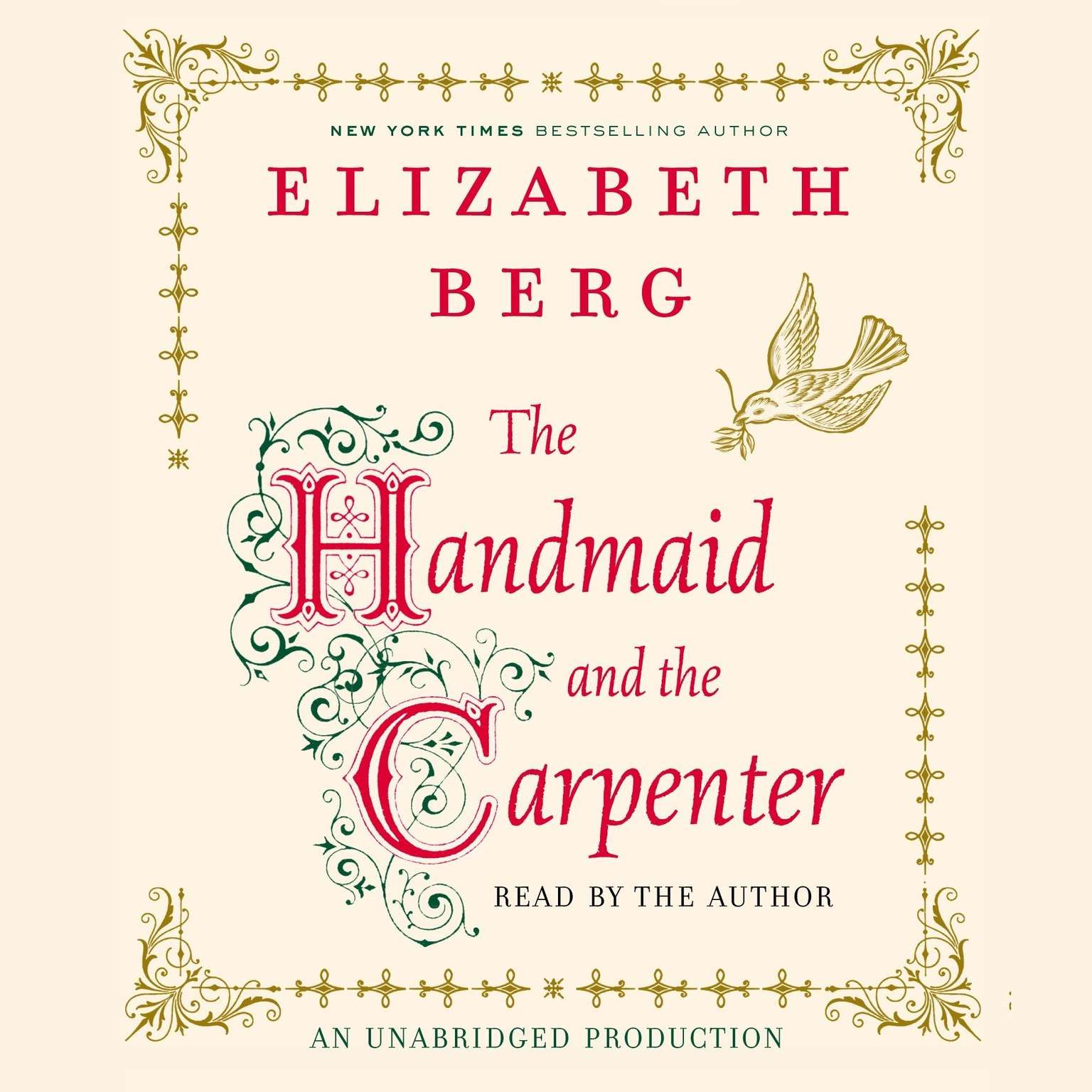 Printable The Handmaid and the Carpenter: A Novel Audiobook Cover Art
