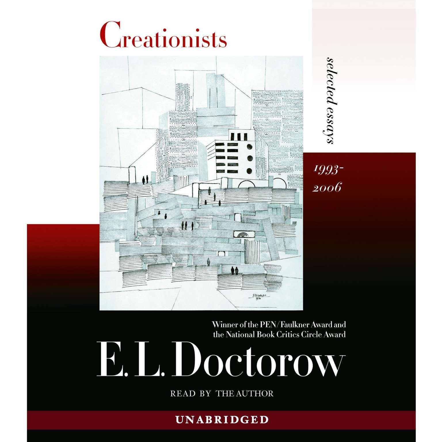 Printable Creationists: Selected Essays, 1993-2006 Audiobook Cover Art