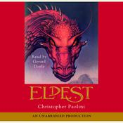 Eldest Audiobook, by Christopher Paolini