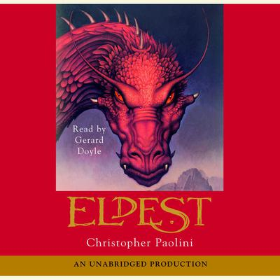 Eldest: Inheritance, Book II Audiobook, by Christopher Paolini