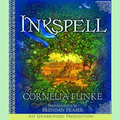 Inkspell Audiobook, by Cornelia Funke