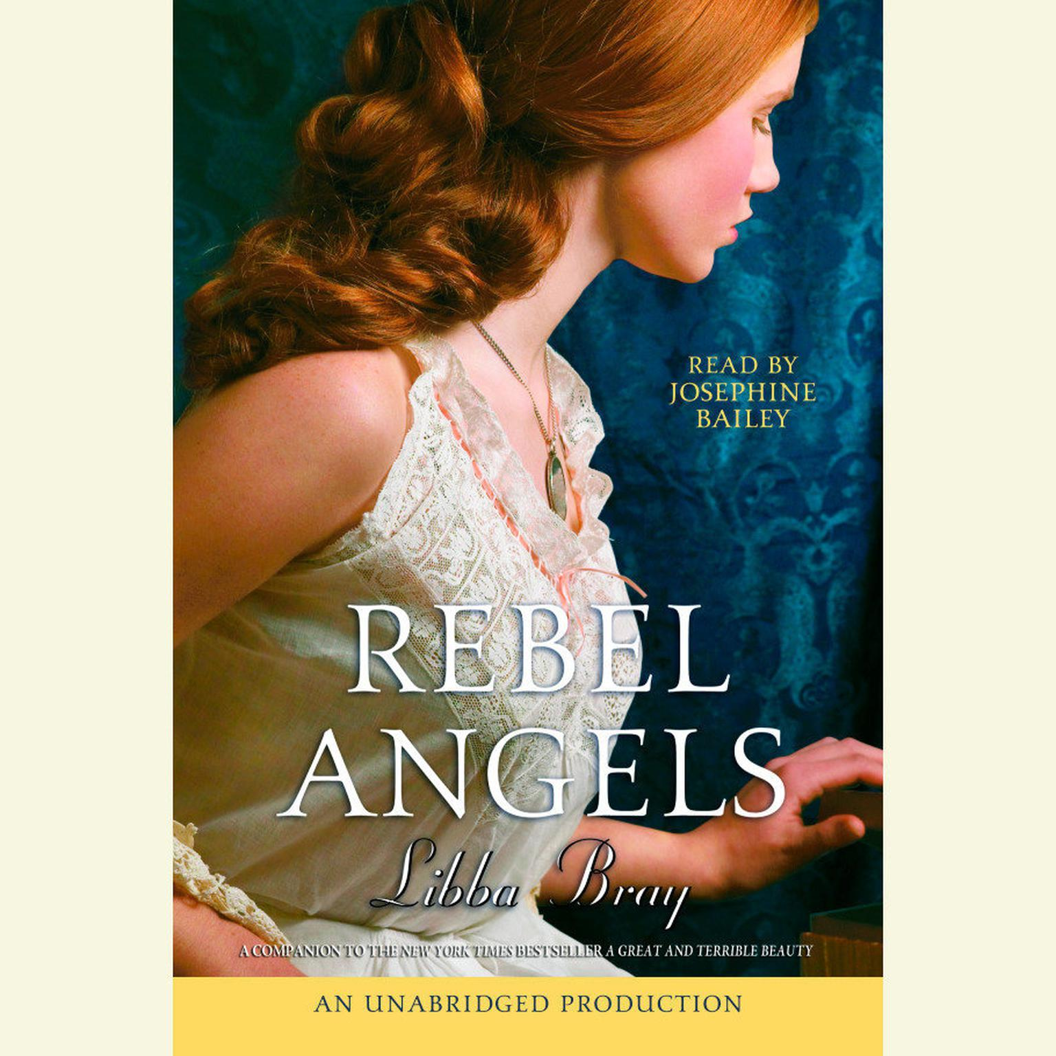 Printable Rebel Angels Audiobook Cover Art