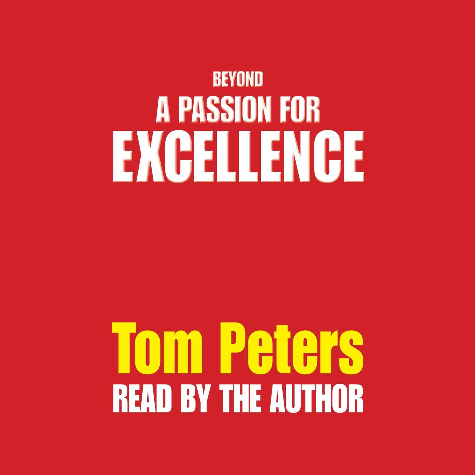 Printable Beyond a Passion for Excellence: Part 1: Competing Internationally Audiobook Cover Art