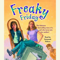 Freaky Friday Audiobook, by Mary Rodgers