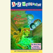 A to Z Mysteries: The Jaguars Jewel Audiobook, by Ron Roy