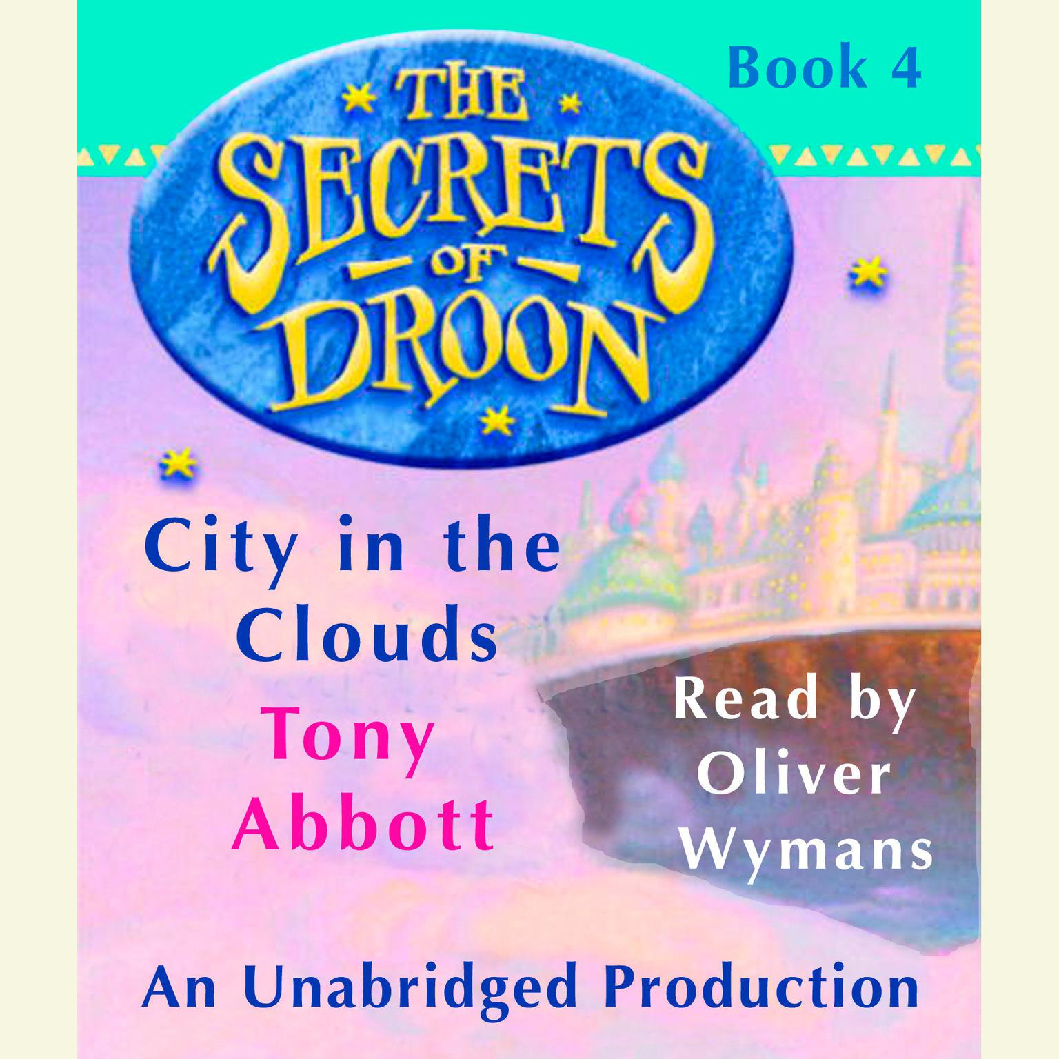 Printable The Secrets of Droon #4: City In the Clouds Audiobook Cover Art