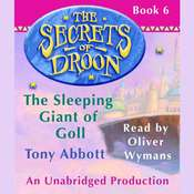 The Secrets of Droon #6: The Sleeping Giant of Goll, by Tony Abbott