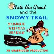 Nate the Great and the Snowy Trail, by Marjorie Weinman Sharmat