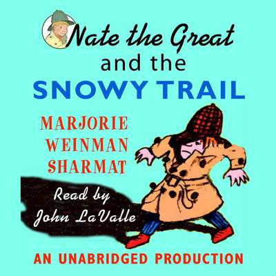 Nate the Great and the Snowy Trail Audiobook, by