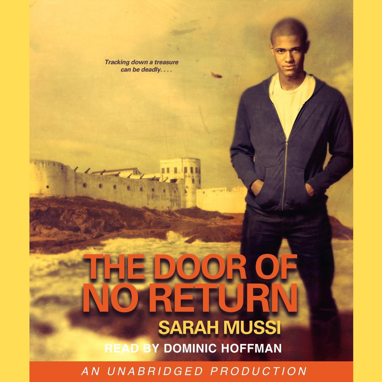 Printable The Door of No Return Audiobook Cover Art