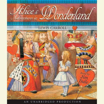 Alices Adventures in Wonderland Audiobook, by