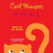 Scat Audiobook, by Carl Hiaasen