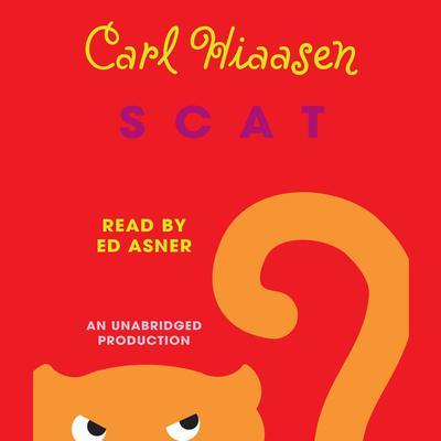 Scat Audiobook, by Carl Hiaasen