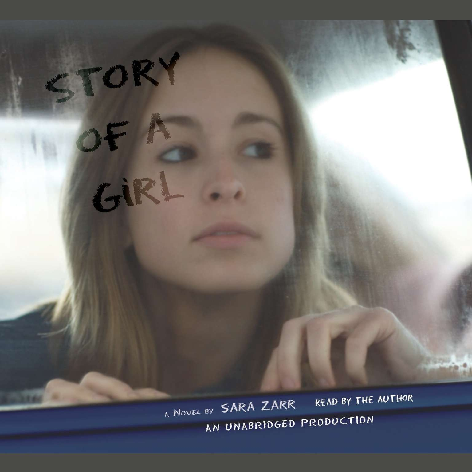 Printable Story of a Girl Audiobook Cover Art