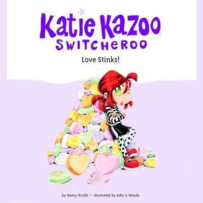 Katie Kazoo, Switcheroo #15: Love Stinks! Audiobook, by Nancy Krulik