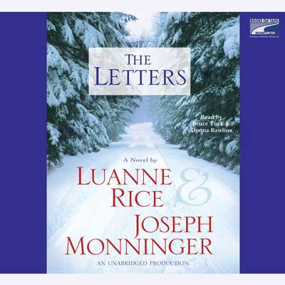 The Letters: A Novel Audiobook, by Luanne Rice