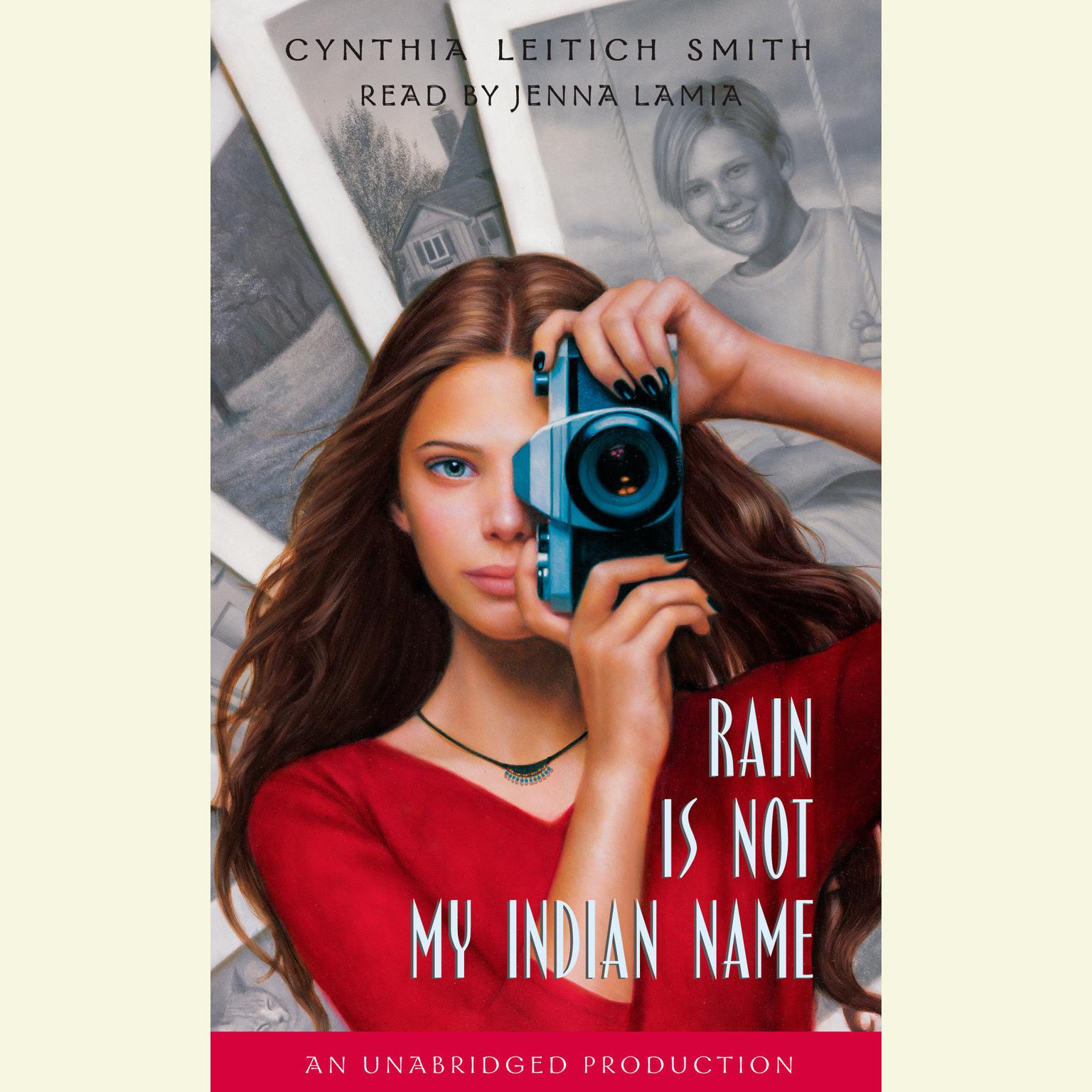 Printable Rain is Not My Indian Name Audiobook Cover Art