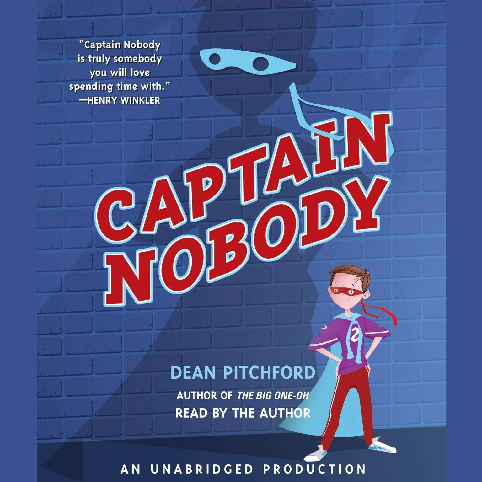 Printable Captain Nobody Audiobook Cover Art