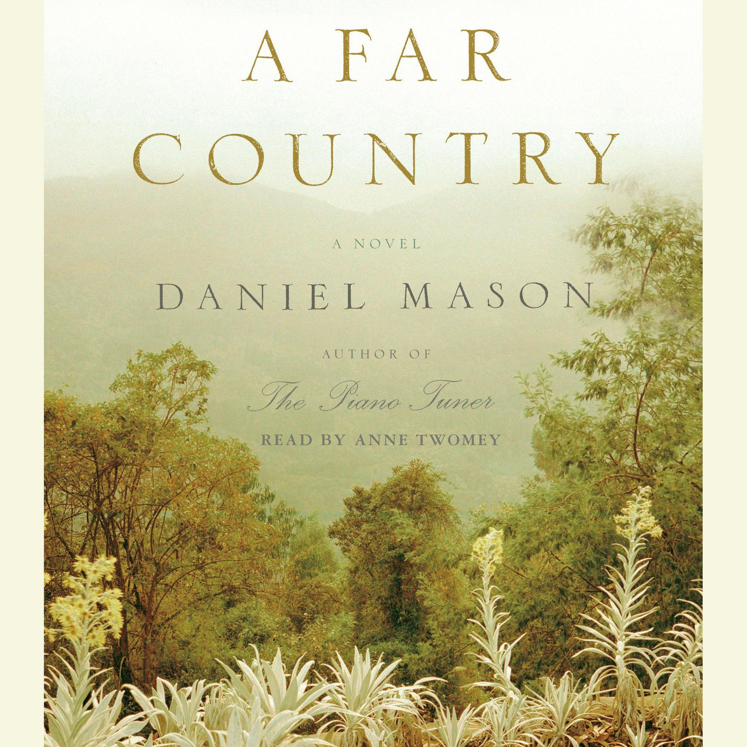 Printable A Far Country Audiobook Cover Art