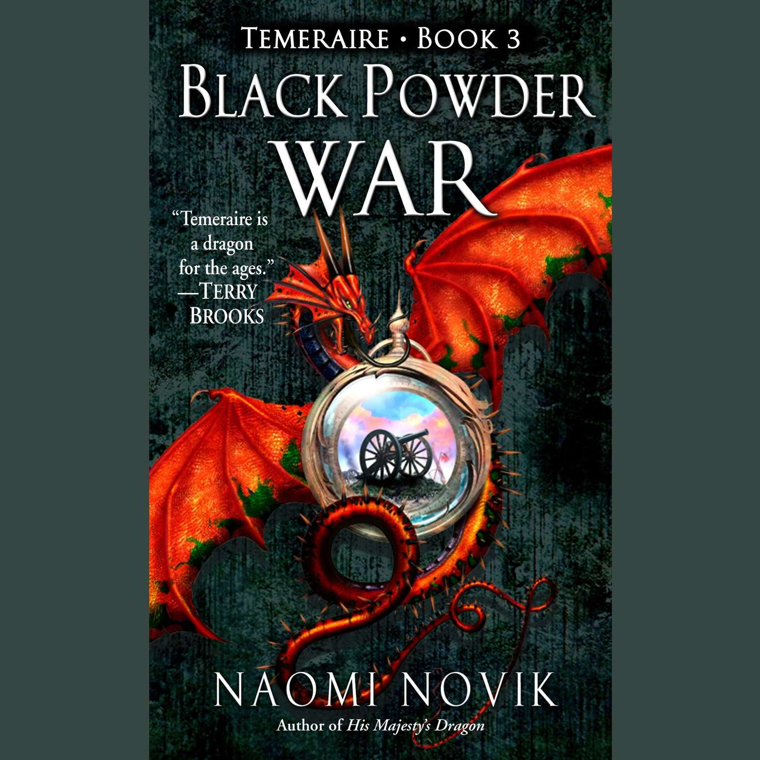 Printable Black Powder War Audiobook Cover Art