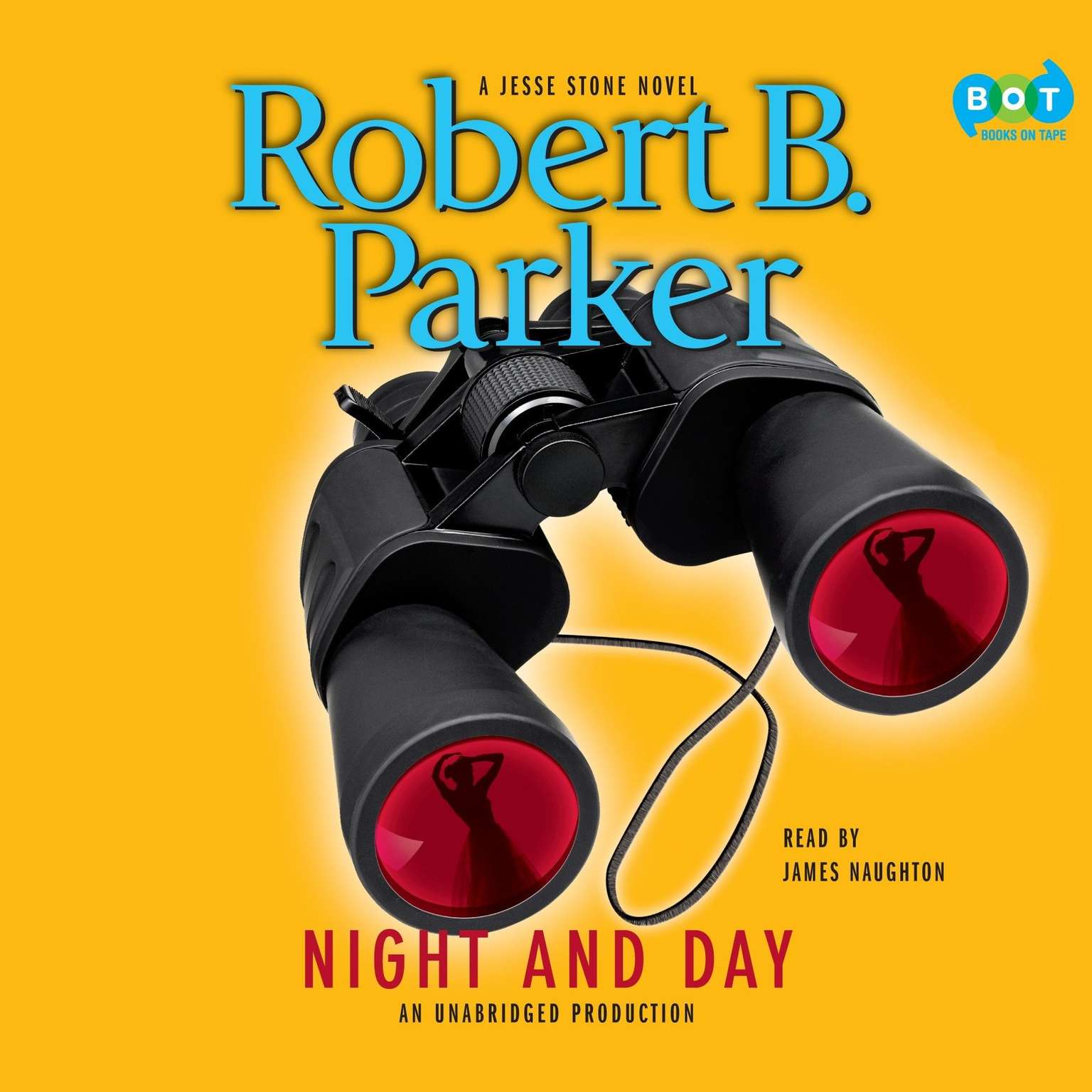 Printable Night and Day Audiobook Cover Art