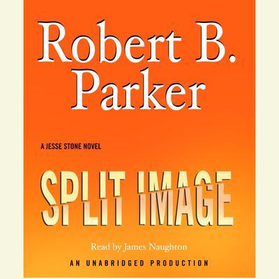Split Image Audiobook, by Robert B. Parker