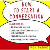 How to Start a Conversation, by Don Gabor