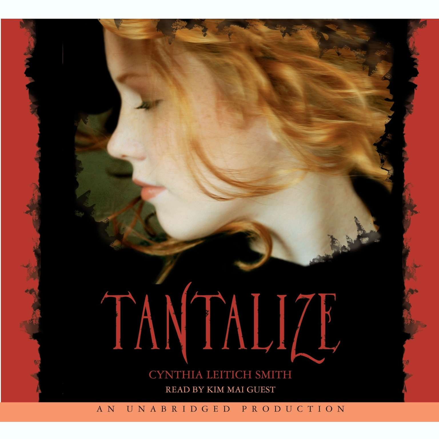 Printable Tantalize Audiobook Cover Art
