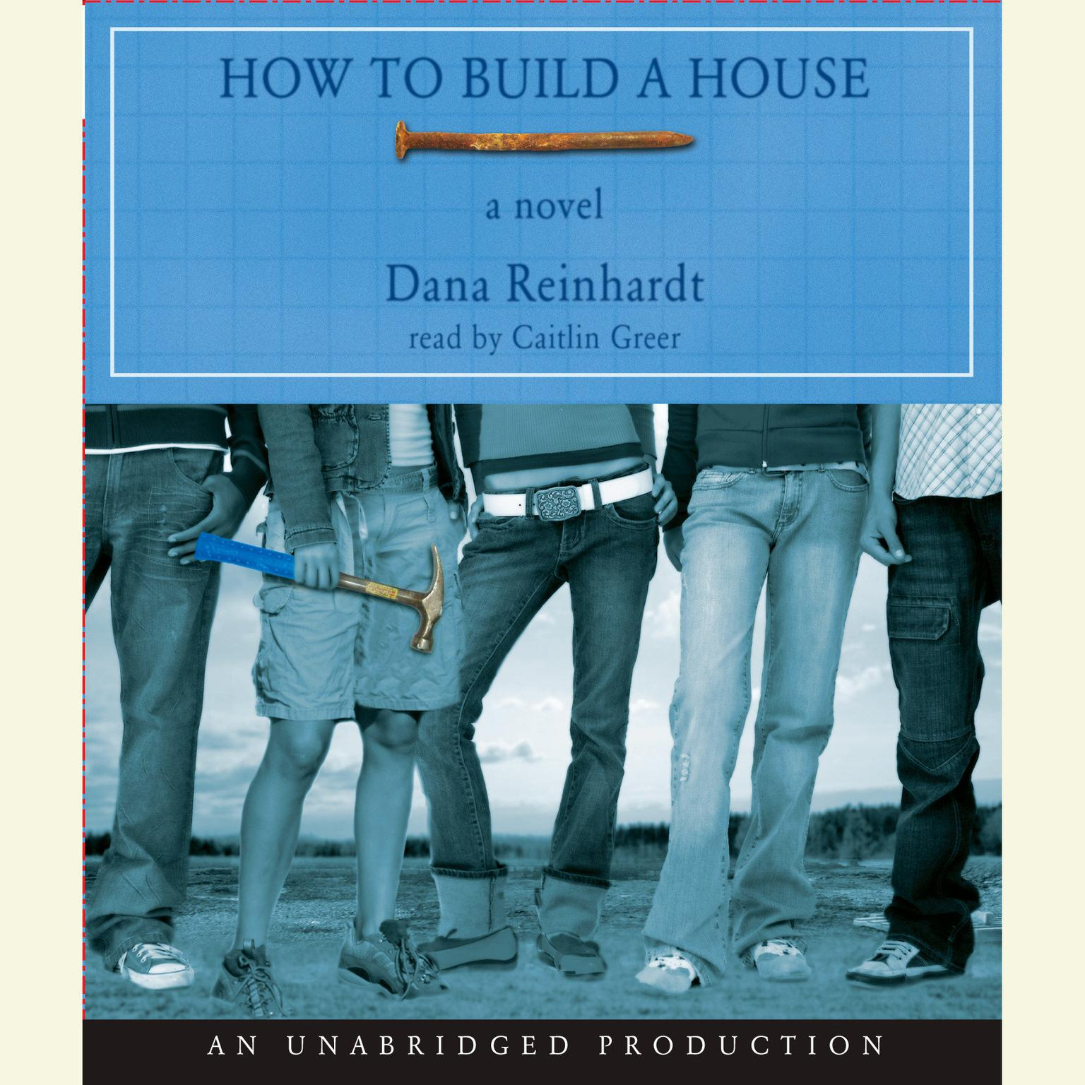 Printable How to Build a House Audiobook Cover Art