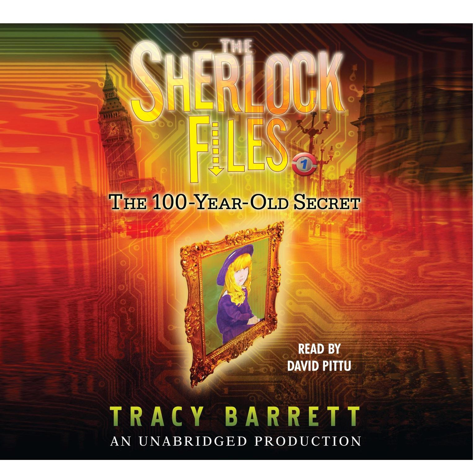 Printable The 100-Year-Old Secret: The Sherlock Files #1 Audiobook Cover Art