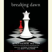 Breaking Dawn Audiobook, by Stephenie Meyer