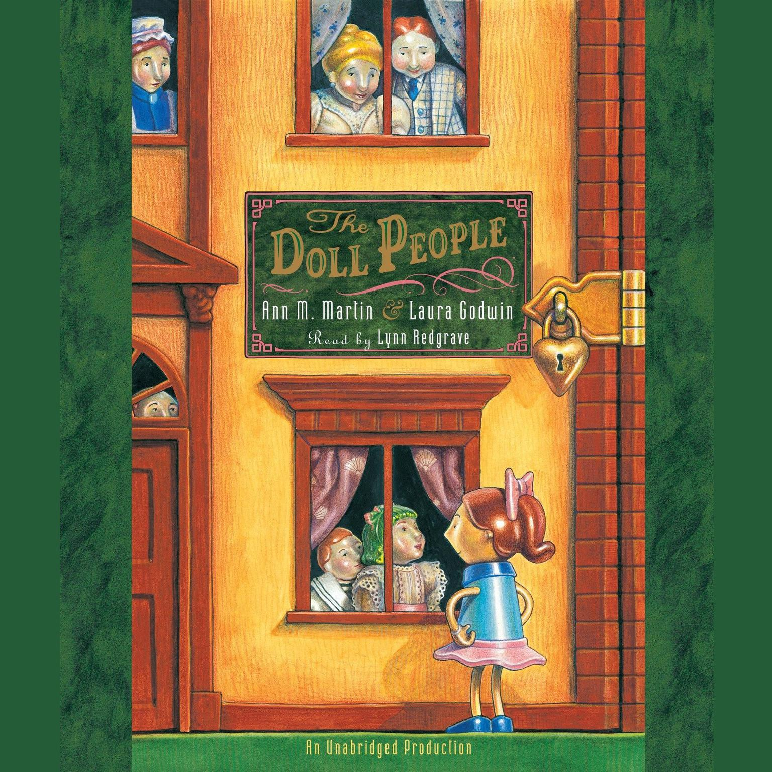 Printable The Doll People Audiobook Cover Art