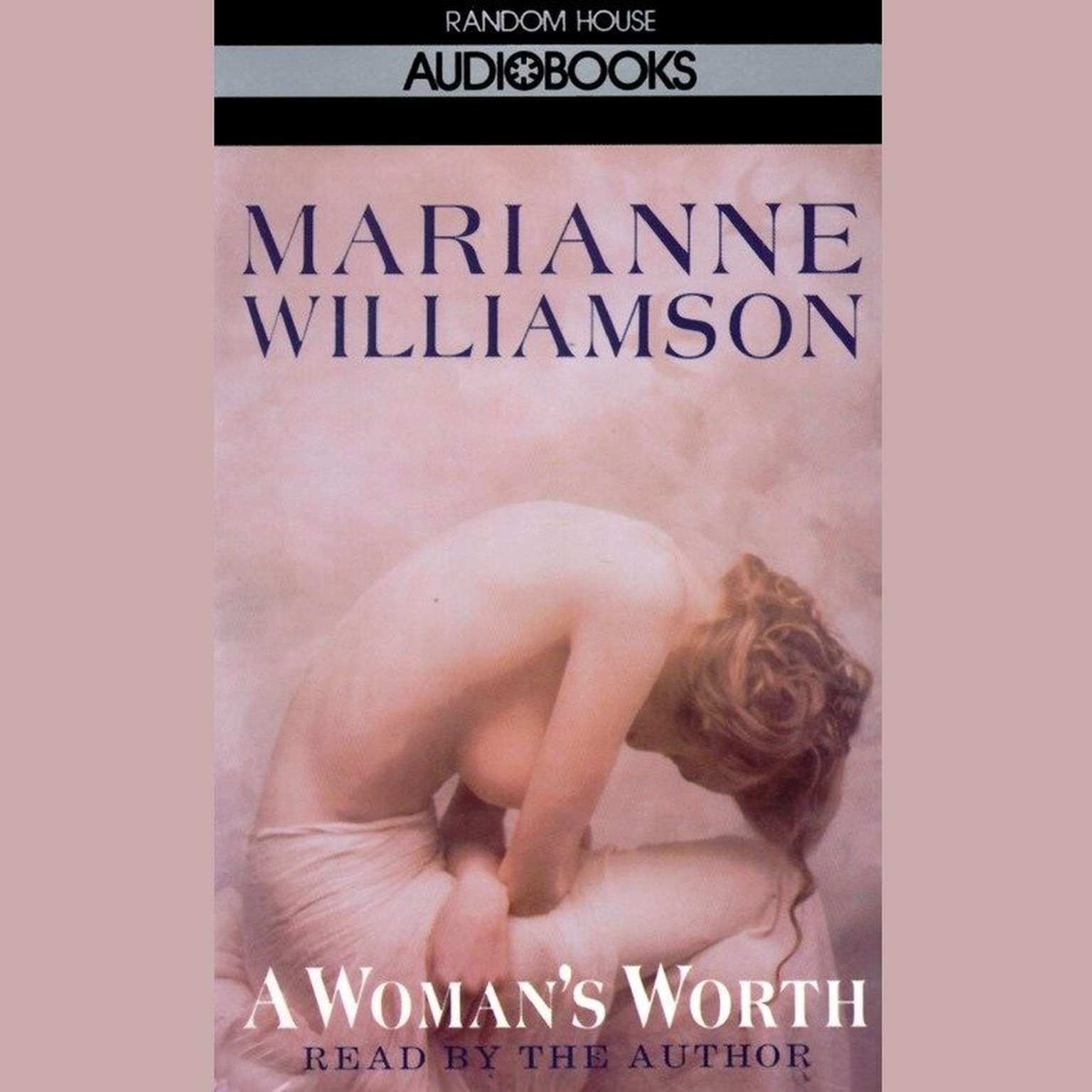 Printable A Woman's Worth Audiobook Cover Art