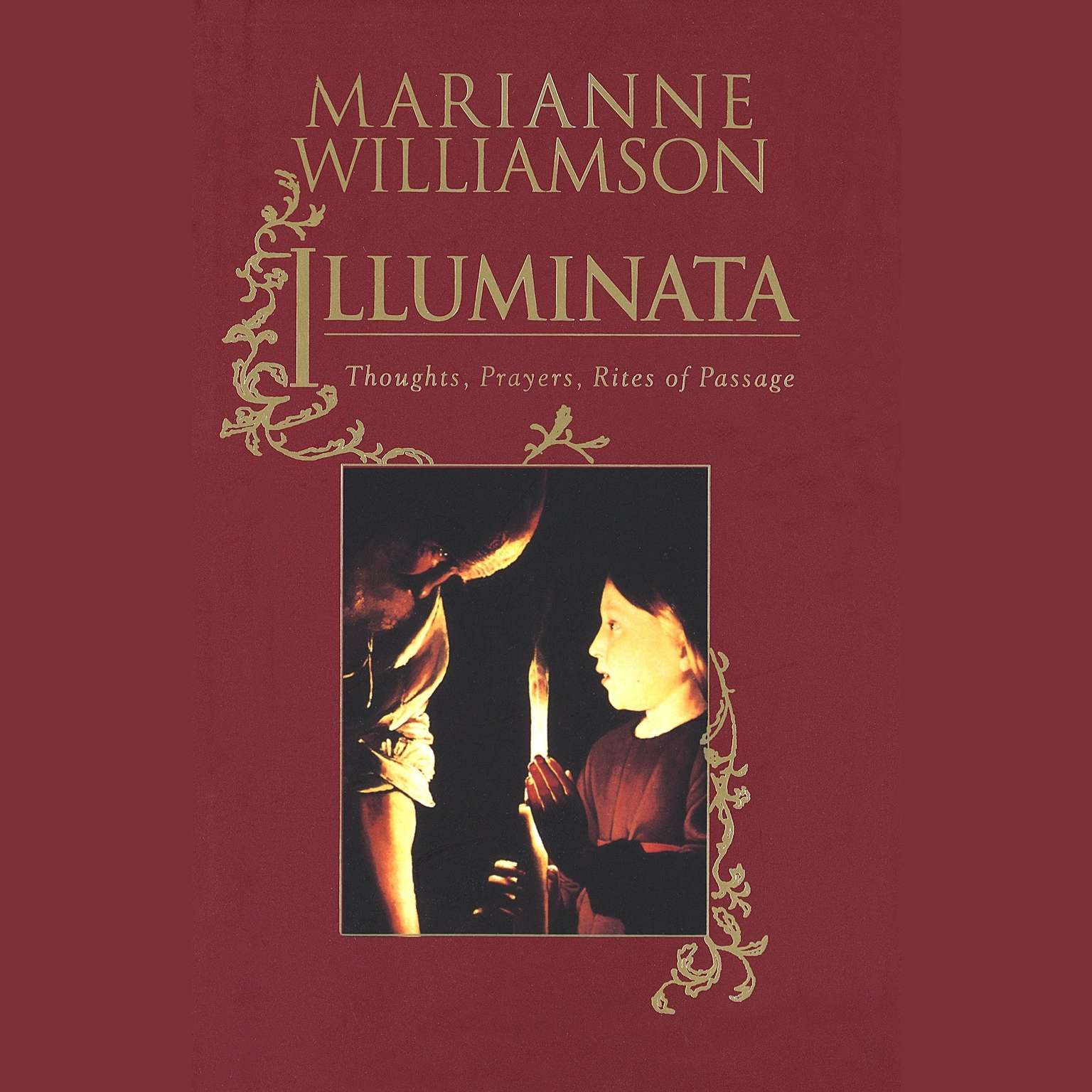 Printable Illuminata: Thoughts, Prayers, Rites of Passage Audiobook Cover Art