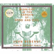 Midnight in the Garden of Good and Evil Audiobook, by John Berendt