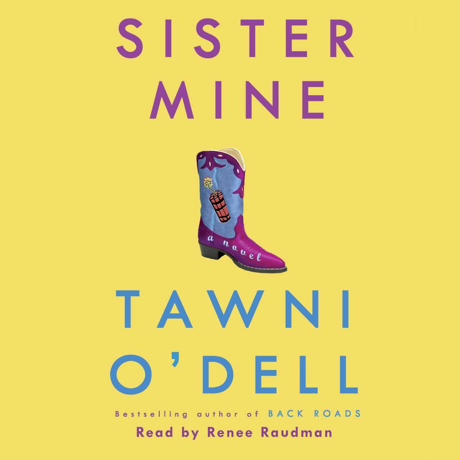 Printable Sister Mine: A Novel Audiobook Cover Art