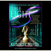 The Eight Audiobook, by Katherine Neville