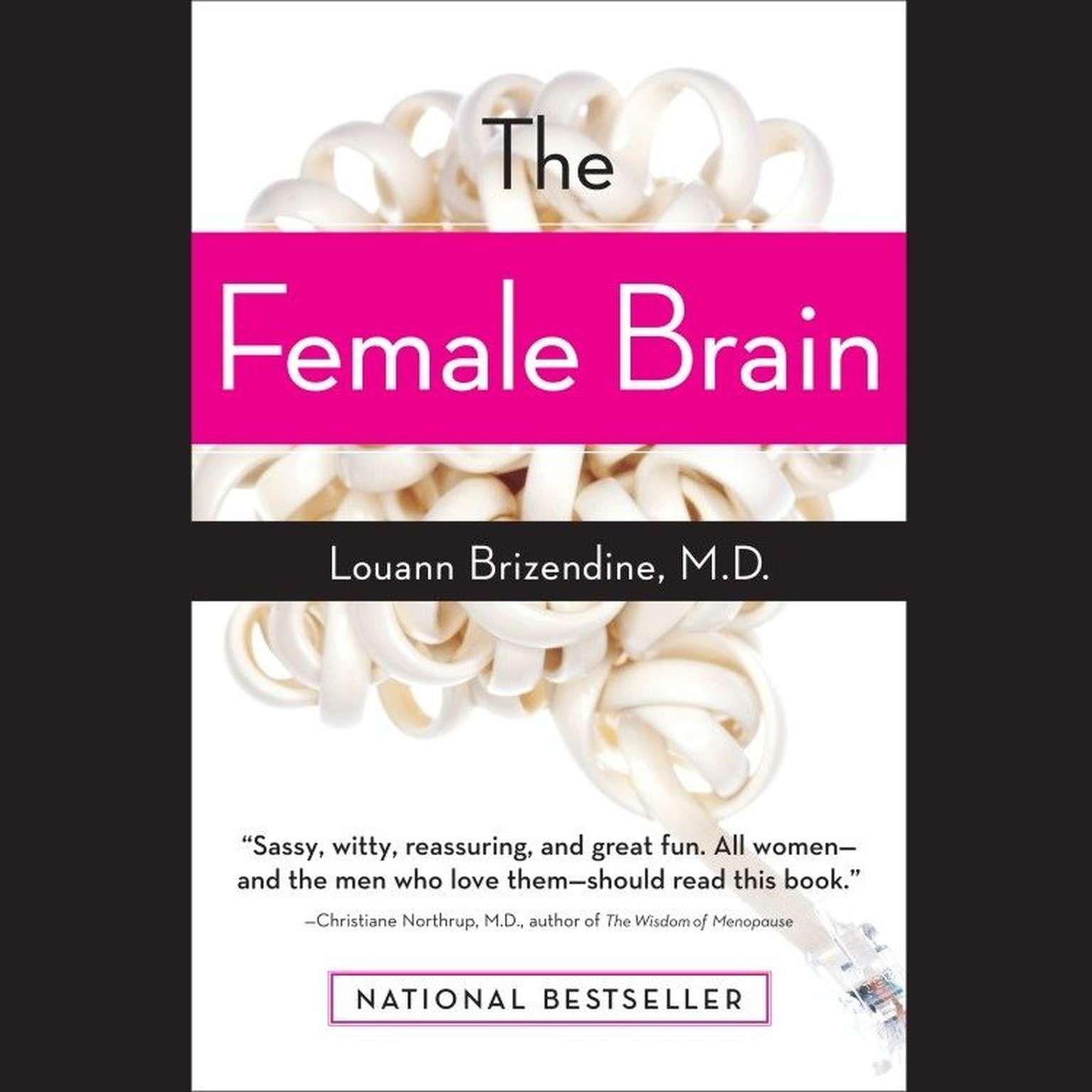Printable The Female Brain Audiobook Cover Art