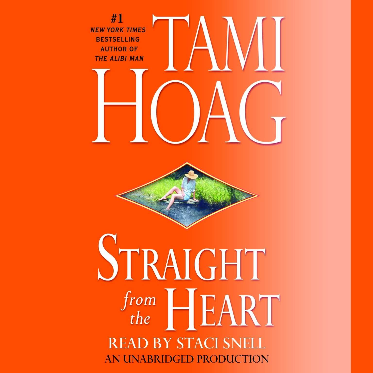 Printable Straight from the Heart Audiobook Cover Art