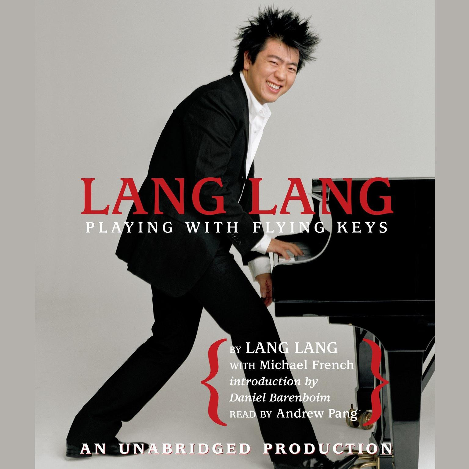 Printable Lang Lang: Playing With Flying Keys: Playing with Flying Keys Audiobook Cover Art
