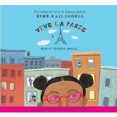 Vive La Paris Audiobook, by Esmé Raji Codell