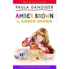 I, Amber Brown Audiobook, by Paula Danziger