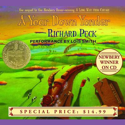 A Year Down Yonder Audiobook, by Richard Peck