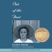 Out of the Dust, by Karen Hesse