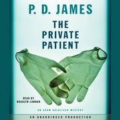 The Private Patient Audiobook, by P. D. James