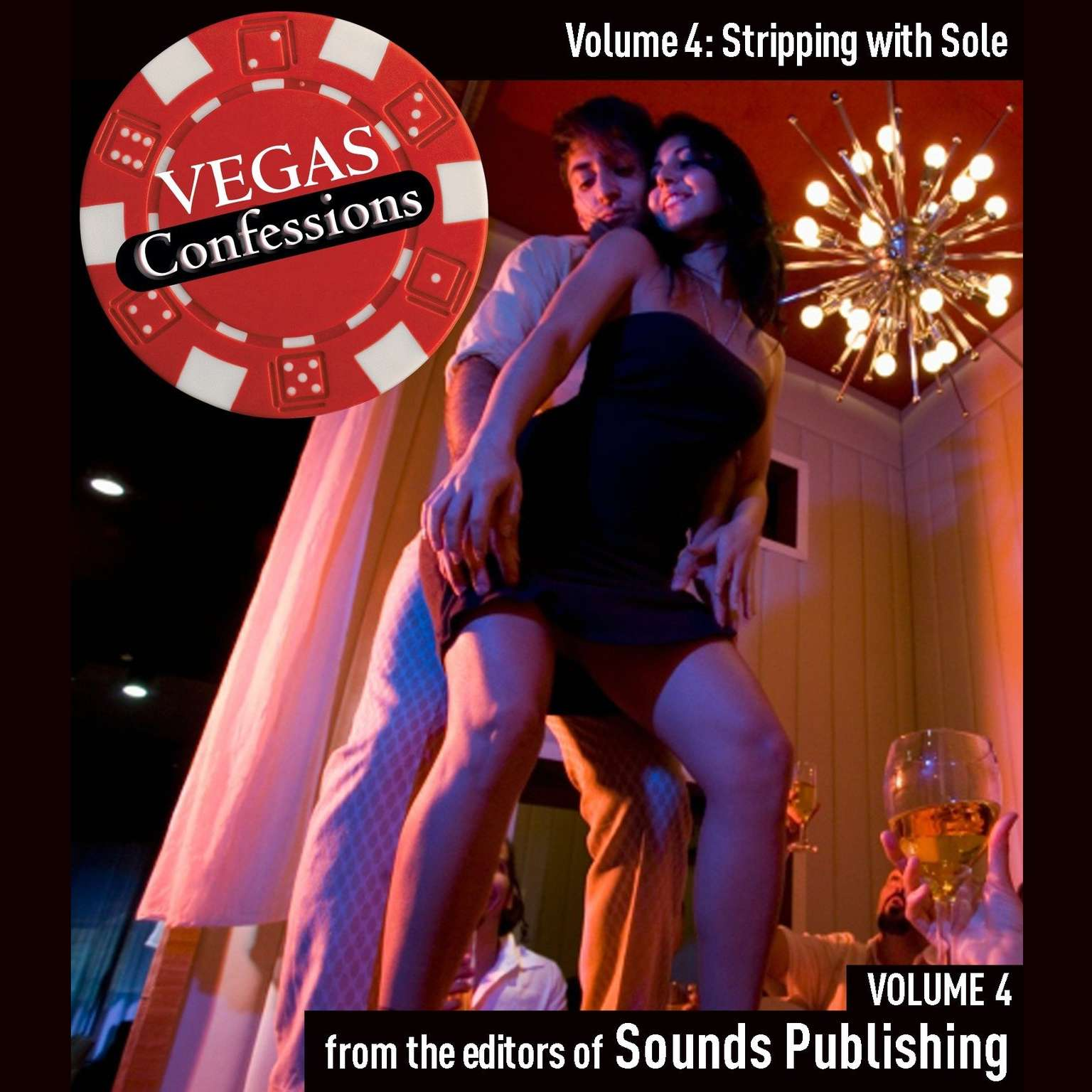 Printable Vegas Confessions 4: Stripping with Sole Audiobook Cover Art