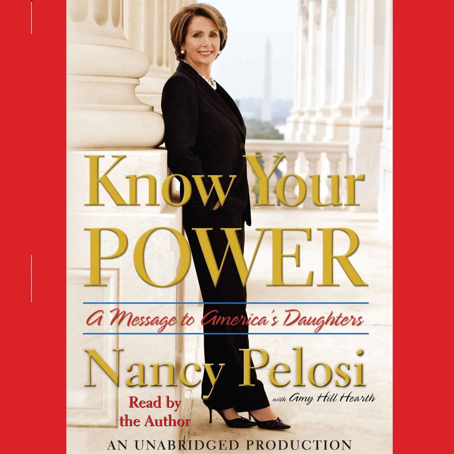 Printable Know Your Power: A Message to America's Daughters Audiobook Cover Art