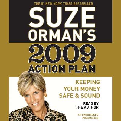 Suze Ormans 2009 Action Plan Audiobook, by Suze Orman