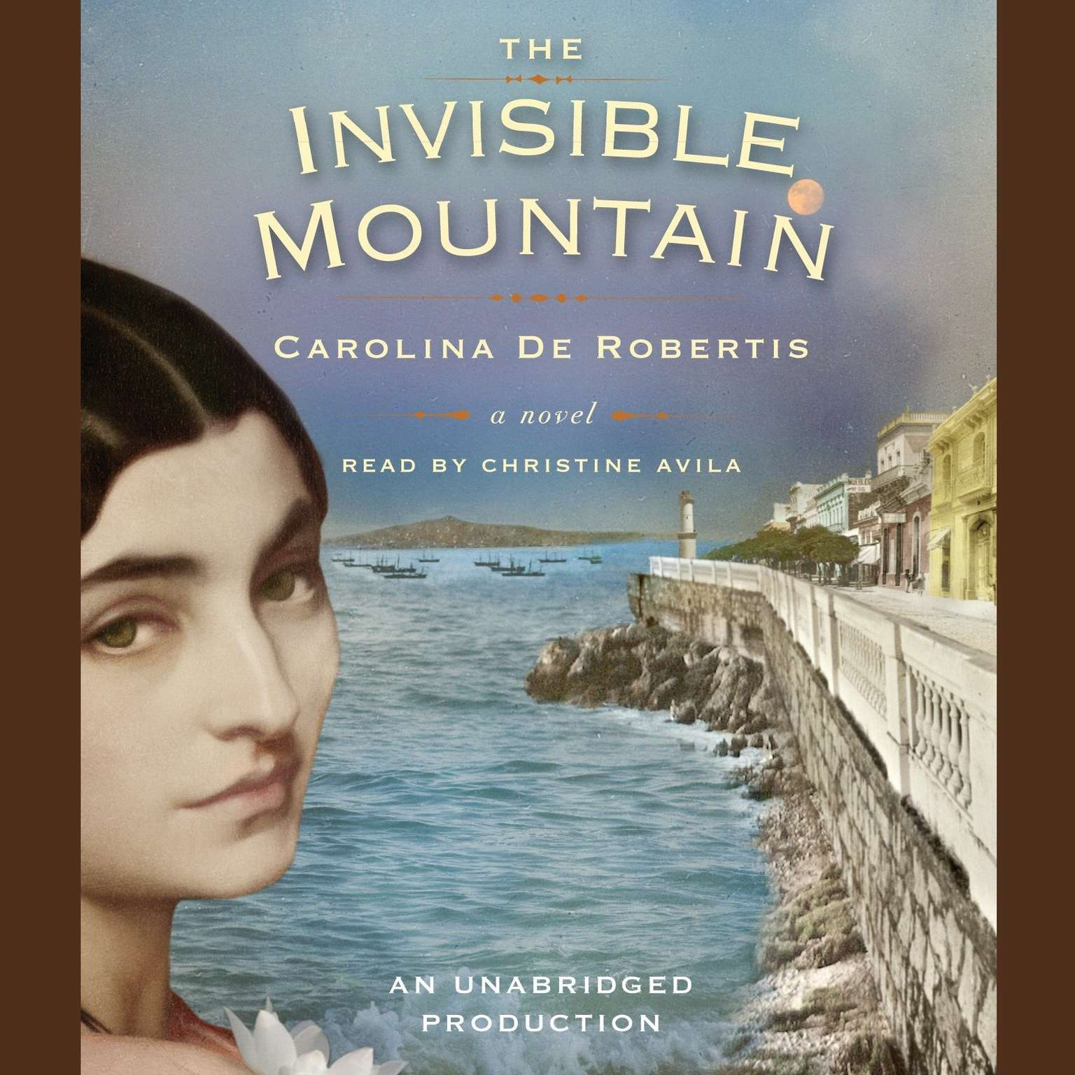 Printable The Invisible Mountain Audiobook Cover Art
