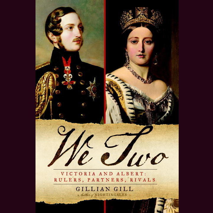 Printable We Two: Victoria and Albert: Rulers, Partners, Rivals Audiobook Cover Art